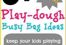 Busy Bags / by Rebecca Sheffield Wilkerson