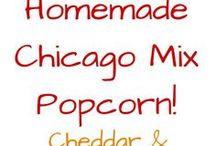 prep popcorns