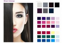mes couleurs / couleurs pour défi garde robe