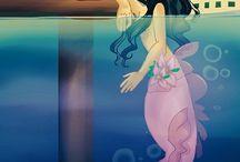aphmau is a mermaid