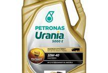 Aceite Urania 10W40 5 LITROS