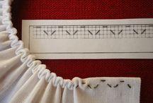 Pontos costura