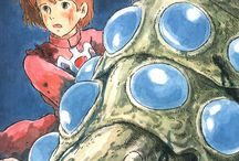 Nausicaa of the walley of the wind