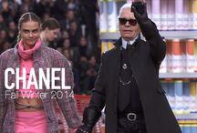 Fall 2014 Fashion Week / by MODTV