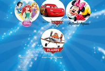 Website Disney - Cavalieri