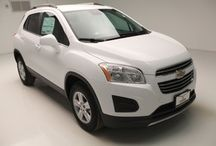 Chevrolet Trax / Preview our selection of Trax, from the most innovative dealership in the nation, Vernon Auto Group!