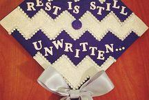 Graduation Caps / by Stacy Bernstein