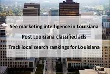 Louisiana (LA) Proxies - Proxy Key / Louisiana (LA) Proxies www.proxykey.com/la-proxies +1 (347) 687-7699. Is a state located in the southern region of the United States. Louisiana is the 31st most extensive and the 25th most populous of the 50 United States. Its capital is Baton Rouge and largest city is New Orleans. Louisiana is the only state in the U.S. with political subdivisions termed parishes, which are local governments equivalent to counties.