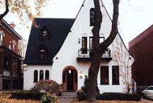 Tudor Exterior Colors