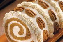 Roll Cake / Tart