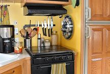 New kitchen ideas / by Victoria Nash
