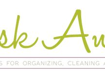 Cleaning and organizing / by Amy Blanchette