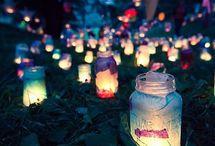 Lighting Ideas For Outdoor Garden Wedding