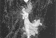 illustrator Ida Rentoul Outhwaite