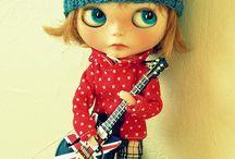 Blythe _ Dolls / Cute little things