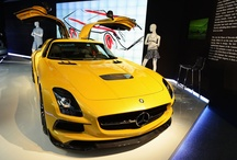 SLS AMG Black Series Couture / by Mercedes-Benz USA