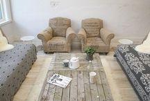 Living Room Ideas / by Margo Johnston