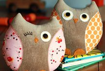 Sew Owls/ Sy ugler