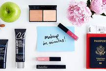 """Lune+Aster / """"For years, my time-starved friends have asked me which makeup products they should use and how to apply them. With this in mind, I created a quick, easy line that takes the guesswork out of makeup application and gets you out the door looking polished in minutes. Meet lune+aster.""""  - Marla Malcolm Beck (CEO and Co-Founder of Bluemercury)"""