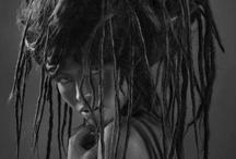 Coiffure - Rasta Locks Afro Black - Braid - Tresses - Nattes -
