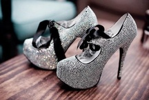Shoe Obsession / by Brandi Pennington