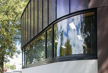 St. Cuthbert's College – Auckland New Zealand / Curved toughened glass