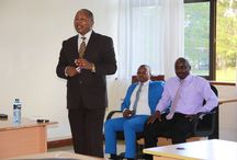Investment Talk by  Dr.Paul Kibicho. / Investment Talk by  Dr.Paul Kibicho.