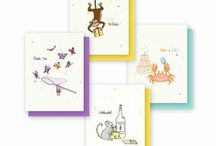 Unique Greeting Cards / Plantable Greeting cards / by Hanny's Gift Gallery