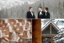 Winter Wedding ?? / by Jennifer Clark