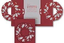 Carlson Craft Christmas Cards