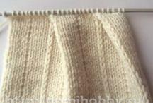 Knitting new d
