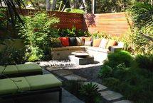 Backyard ideas / by Carly