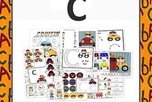 C is for... Alphabet / by Debbie Jackson
