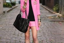 Think Pink Delights / Pink because it is my favorite color