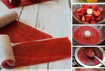 marmelat. reçel,  peksimet