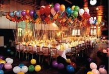 Party Ideas for Later / by Mandy Moerer-Lawrence