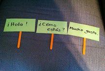 Homeschool Spanish Ideas