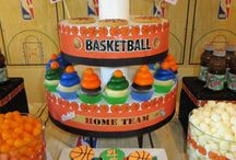 Brady's Basketball Birthday / by Meghan Azam