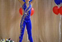 aerobics costume