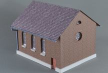 3d houses for the cameo