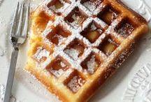 Waffle e ferratelle