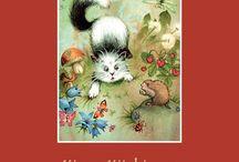 Kissa Kiiskinen sankarina / Kissa Kiiskinen sankarina ja muita satuja