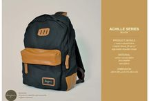 ACHILLE SERIES / Please visit and like our facebook MOST BAG