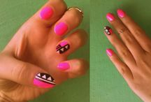 fashion/nails/makeup