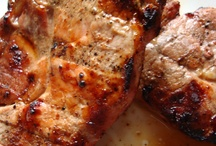 Food: Meats, Fish