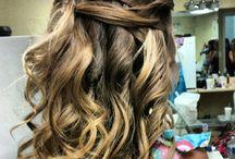 Jayda's hair