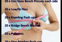 perky chest workout