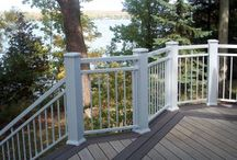 Railings / by Asher Lasting Exteriors
