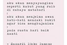 indonesian poetry