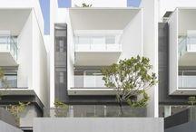 Minimalist facade